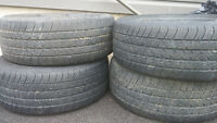 225/60r16 Michelin set of 4