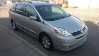 2004 Toyota Sienna LE Minivan, Van excellent condition