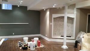 Painting Plus & Home Renovation  647-620-2041