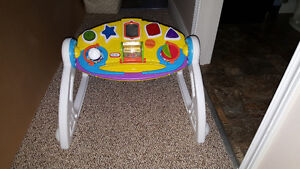 Ltitle Tikes Activity Table