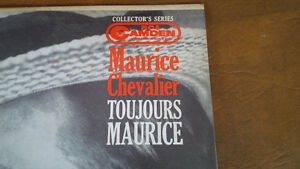 LP: Maurice Chevalier Toujours Maurice, RCA Camden CAL 579 Kitchener / Waterloo Kitchener Area image 2