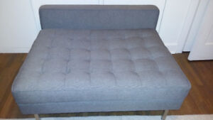 Sofa sectional- chaise lounge