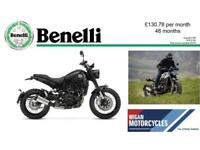 BENELLI LEONCINO TRAIL 500 NEW 2018 A2 COMPATIBLE MODEL CALL FOR FULL DETAILS