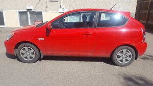 Well loved Hyundai Accent GS Coupe - City Drive or Part Out!