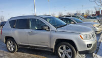2011 Jeep Compass limited 4x4