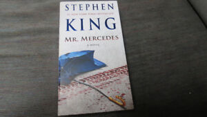"""""""Mr.Mercedes""""  by Stephen King"""
