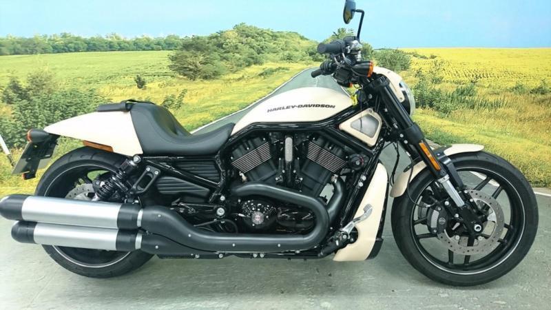 Harley Davidson 1250 Night Rod Special Vrscdx 2015: Harley Davidson VRSCDX Night Rod Special 2015 **ONLY 930