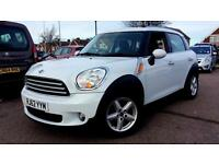 2013 Mini Countryman 2.0 Cooper D Automatic Diesel Hatchback