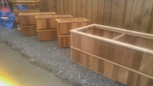 Planters and Furniture
