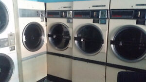 Coin Washer and Gas dryer