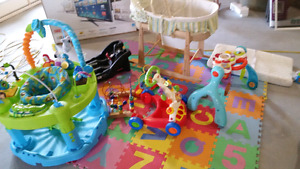 Miscellaneous baby and toddler toys
