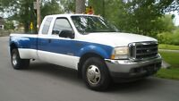 2003 Ford F-350 powerstroke turbo diesel Camionnette