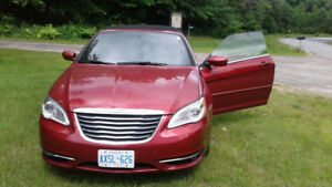 2012 Chrysler Sebring Convertible Mint