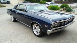 67 CHEVELLE SS