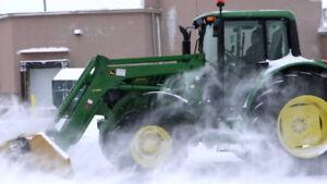 Rent a John Deere 6115 Tractor