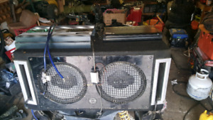 Amp and sub package