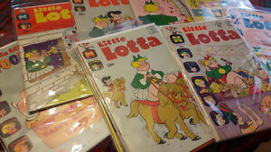 HIGH GRADE Unread LITTLE LOTTA COMICS FROM THE 1970s  $7.00 ea