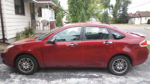 2011 Ford Focus For Sale, Automatic, 4 door,