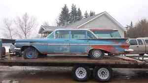 1959 Chevy Brookwood Station Wagon!!