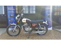 Mash Roadstar 400 400cc motorcycle motorbike naked 2 years warranty