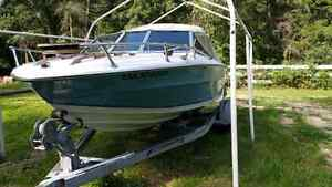 1989 18' Blue Water Ski boat for sale/Trade