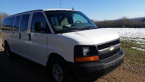 2012 Chevrolet Other LS Minivan, Van
