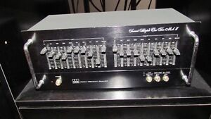 vintage ADC stereo frequency EQ MK2 West Island Greater Montréal image 1