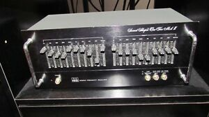 vintage ADC stereo frequency EQ MK2