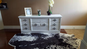 Beautiful, white dresser $300obo
