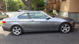 BMW 328 XI coupe 2007 manuel