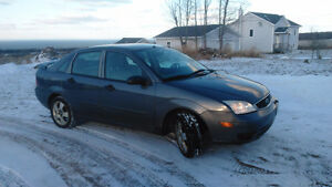 2007 Ford Focus SES 1600 Firm