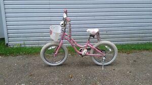 "vélo 16"" de marque Trek"