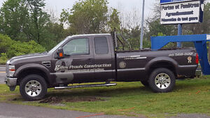 2008 Ford F-250 XLT Camionnette