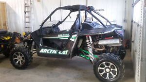 2012 ARCTIC CAT WILDCAT 1000 SIDE BY SIDE