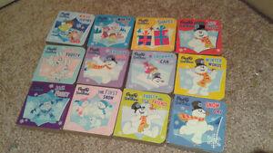 Frosty the snowman board books