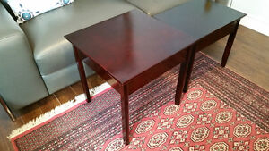 Two Accent tables in good condition.
