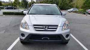 2006 Honda CR-V EX-L  (Fully Loaded )