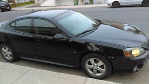 2008 Pontiac Grand Prix Berline