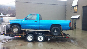 2001 Dodge Ram 1500 4x4, 5 speed manual - Only 208xxxkms