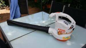 BLOWER STIHL BGE61 ELECTRIC hardly used Strathfield Strathfield Area Preview