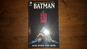 Batman A Death in the Family - Graphic Novel