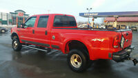 2004 Ford F-350 Dually Diesel Lariat 4X6 ECHANGE,FINANCEMENT