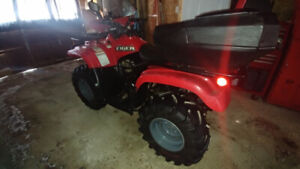 TRADE 4X4 ATV FOR 1100CC AND UP CRUISER MOTORCYCLE