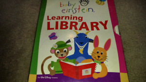 Baby Einstein Learning Library