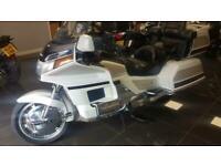 Honda goldwing GL 1500,ONLY 4362 MILES,massive spec,n 1996 reg,stunning.........