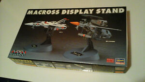 Macross Display Stand 2 sets (for 1:72 model kit)
