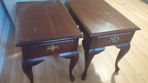 2 coffee or side tables Cambridge Kitchener Area image 1