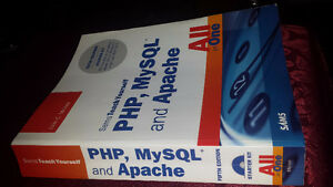 Sams Teach Yourself PHP, MySQL and Apache All in One (5th Ed)
