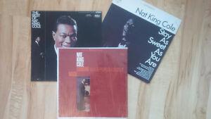 Three Nat King Cole Vinyl / LP / Records - one price