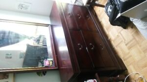 Six drawer wardrobe for sale PICKUP ONLY